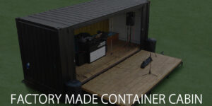 Factory-made Container Shops